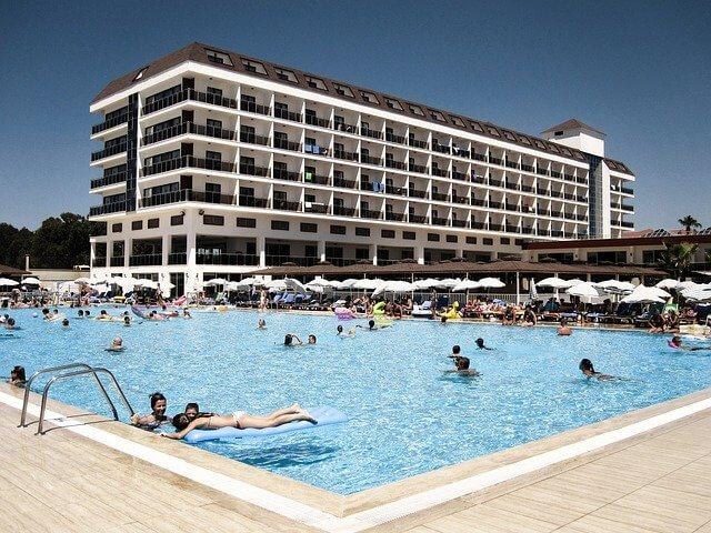 טורקיה מלון הכל כלול אנטליה