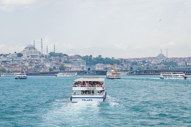 חופשה משפחתית בטורקיה