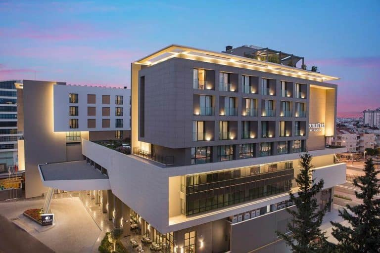 Doubletree By Hilton Antalya City Centre