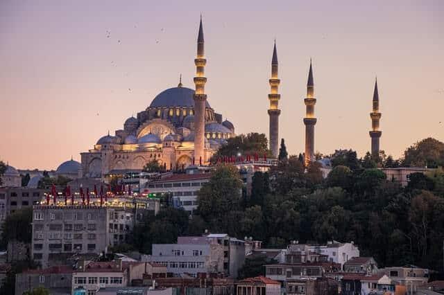 איסטנבול עם ילדים קטנים- מה יש לעשות